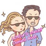 NCIS:LAのケンジー役、ダニエラ・ルーアを色々Lindaがチェック!